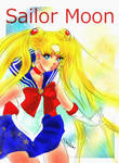 Sailor moon-Tukino Usagi- by La-h-i-n-a-y-u-m-e