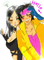 -x-23 with Jubilee- by La-h-i-n-a-y-u-m-e
