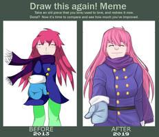 Draw this again by OtakuGirl98