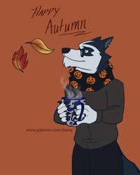 Happy Autumn! by DragonessDeanna