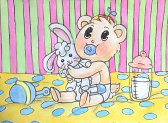 Sweet Cub by tonoly21