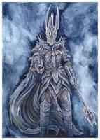 Sauron by JankaLateckova
