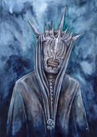 Mouth of Sauron by JankaLateckova