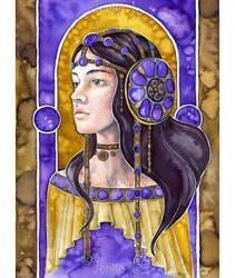 Lady Jane by JankaLateckova
