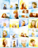 .:Doctor Who: Icons:. by RachelDinozzo
