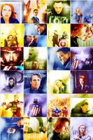 .:Avengers:Icons:. by RachelDinozzo