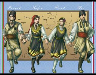 [APH OCs] Cross-border Horo by SlavaDe