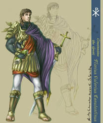 Favorite Son of Naissus by SlavaDe