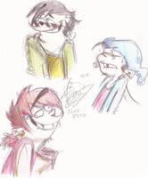 EEnE HS sketches by OpticBlast00