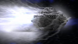 comet empire render by jeffwildstar