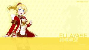 Ayase Eli Wallpaper - 01 by chiiratiramisu