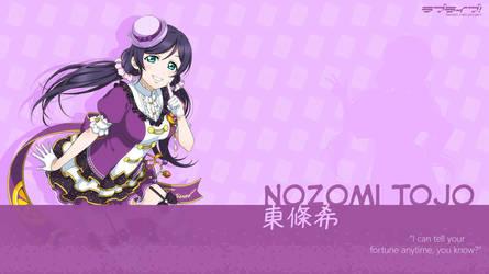 Nozomi Tojo Wallpaper - 01 by chiiratiramisu