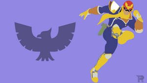 Captain Falcon [Commission] by turpinator77