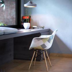 Bedroom's Desk by abelmesa