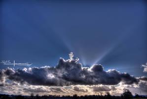 Cloud Formation. by ElementaryDearWatson