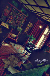 An Old Fashioned Room by ElementaryDearWatson