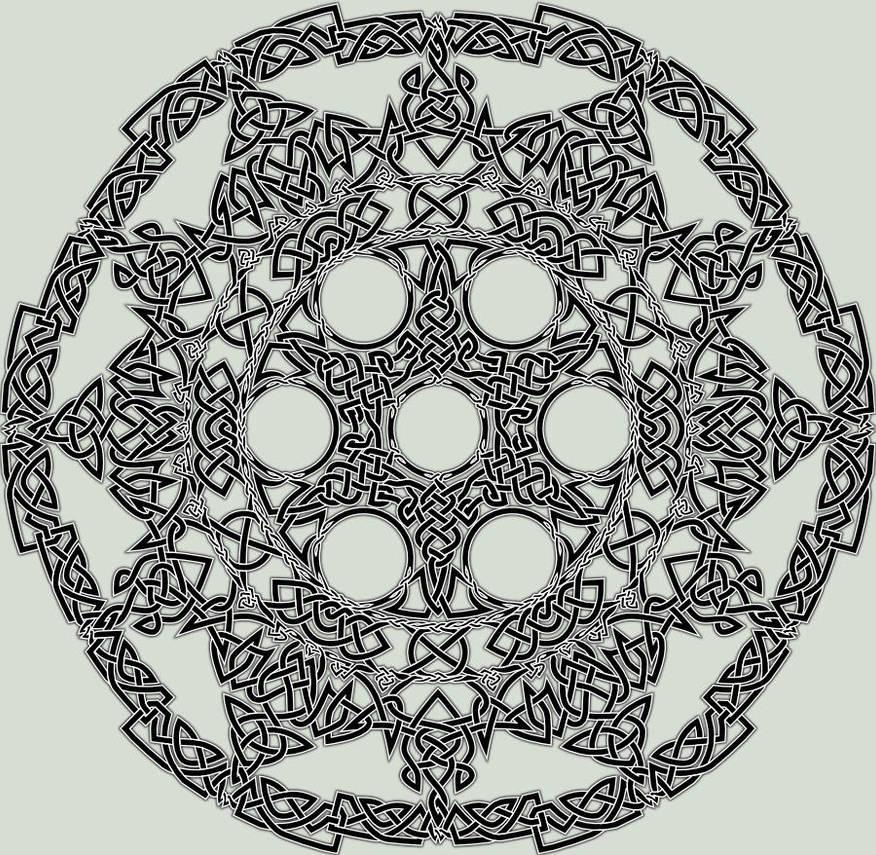 Knotwork_13 by CryoSphinx