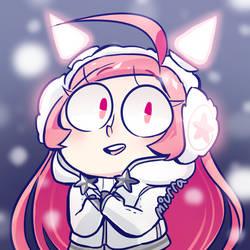 Snowy Miki by miurra