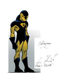 Stingray Concept by MotU85