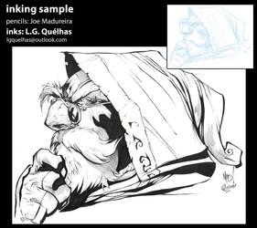 Inking sample 11 by lgquelhas