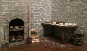 Medieval Bakery by AtriellMe