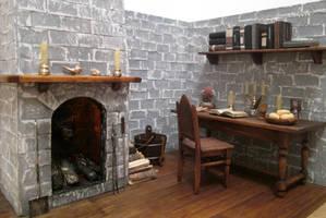 Little Room by AtriellMe