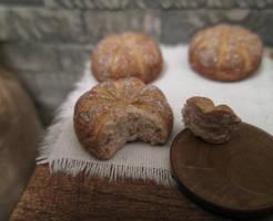 Round Loafs (Details) by AtriellMe