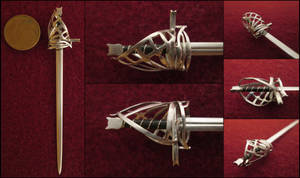 Late 17th Century Italian Schiavona Sword by AtriellMe
