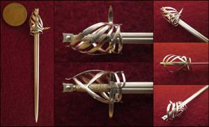 Early 17th Century Italian Schiavona Sword by AtriellMe