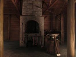 Forging Tools by AtriellMe