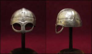 10th Century Viking Helmet by AtriellMe