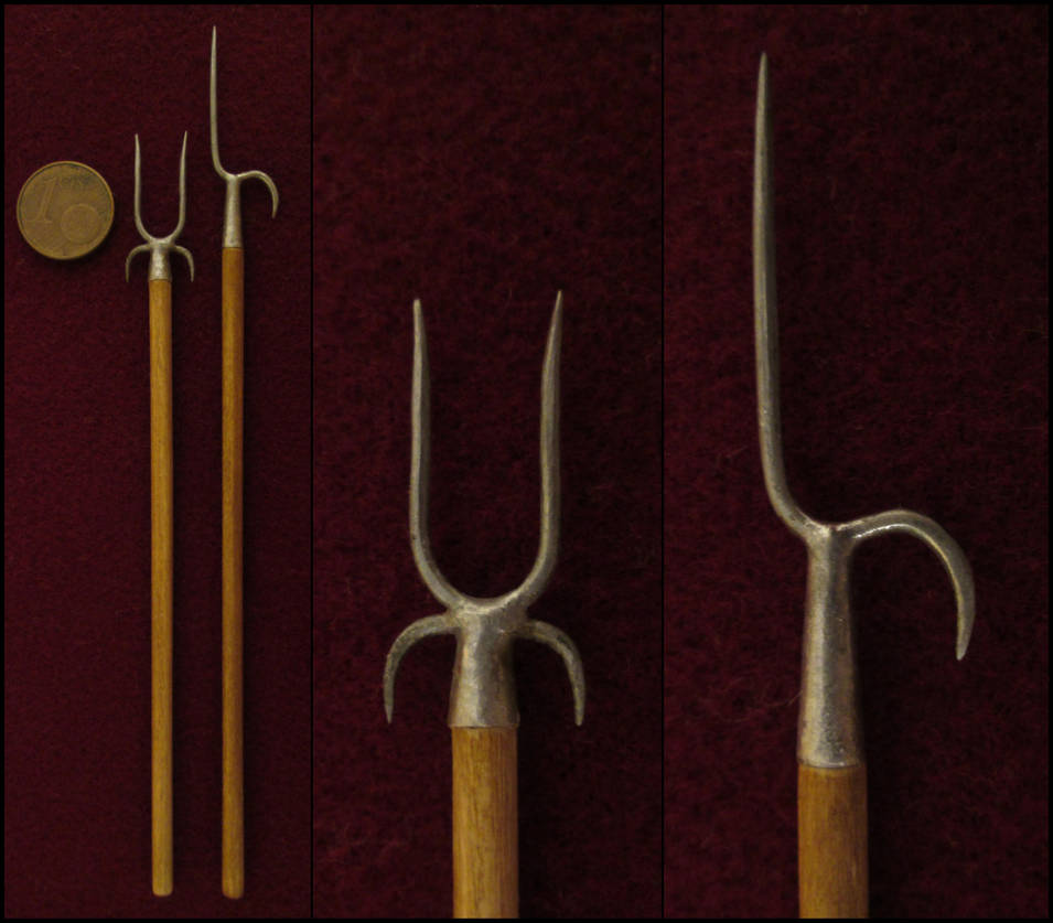More Peasant Weapons by AtriellMe
