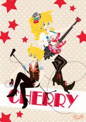 CHERRY -Twin's rock- by Ai-Terazaki