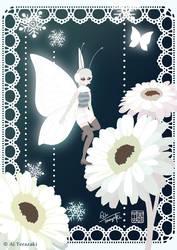 Snow Butterfly by Ai-Terazaki