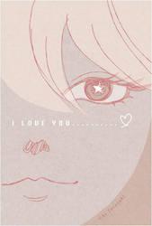 I love you (card) by Ai-Terazaki