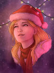 Happy Holidays by BrittanyWillows