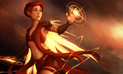 Ignite by BrittanyWillows