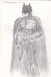My Favorite Superhero: Batman by animaniac21285