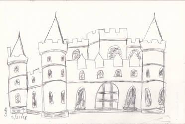 Castle by animaniac21285