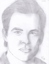 Chris Pine by animaniac21285