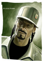 Snoop Dogg Vato by Deathfeniks