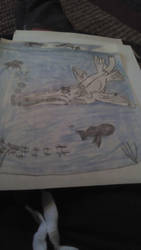 Queen of the sea by jahmirwhite