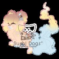 M- Moon and Star Sugar Cookies by SooshDatabase
