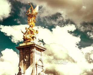 Victoria Memorial by KrlTheKing