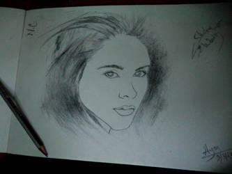 Shailene Woodley II by Ayon-Azad