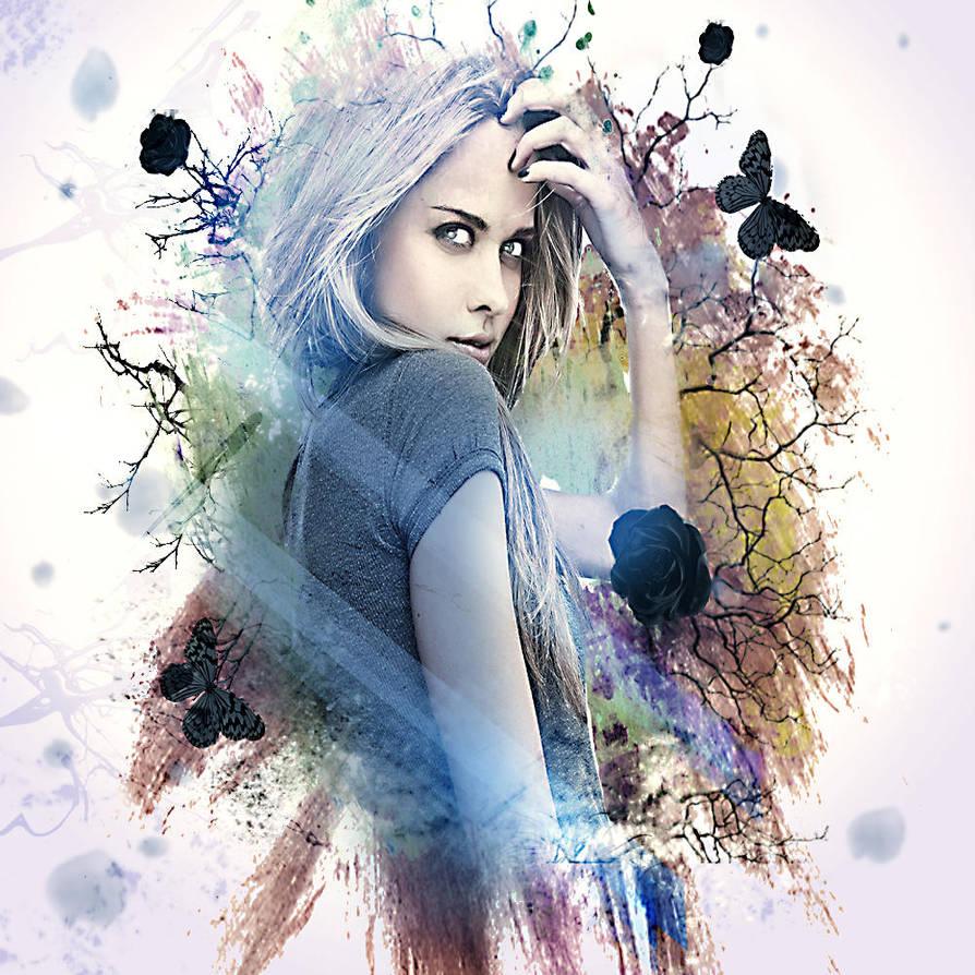 Fantasy Woman by Ayon-Azad