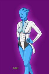 Mass Effect 2 Shadow Broker by Flow4Master