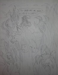God of War 3: Poseidon by Brian12