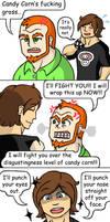 TBFP: Pat's Candy Corn Rage by Brian12
