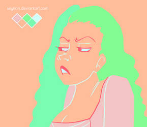 Disgusted Maria Reynolds by Seyfiori